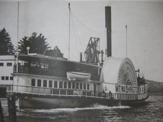 Arrivée au port de l'original