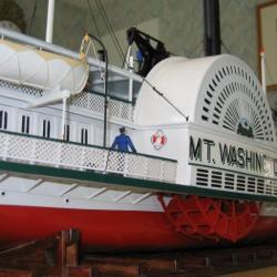 La roue à tribord