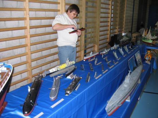 Historia 07 / Eric et ses sous marins