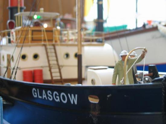 Personnages Glasgow