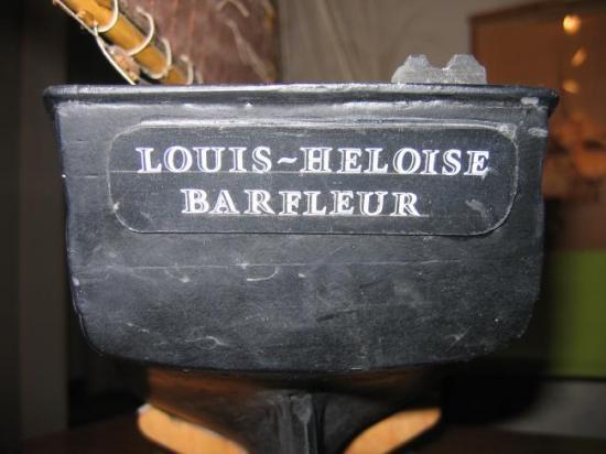 Restauration Louis Héloise