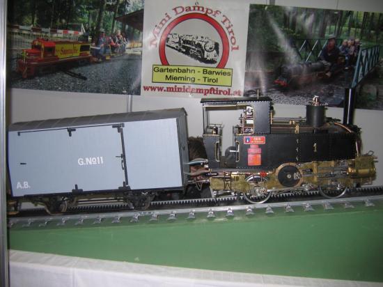Locomotive à crémaillère