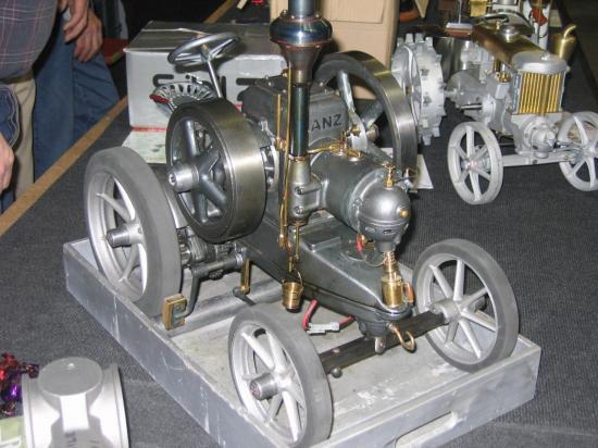 Tracteur monocylindre