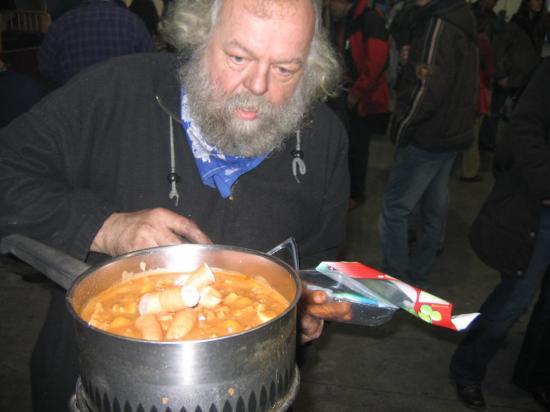 Cassoulet et saucisses