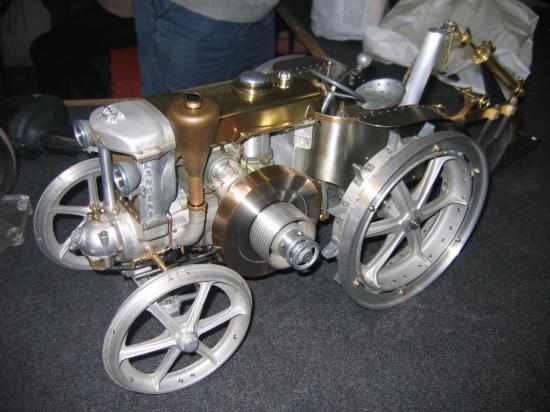 Tracteur Italien
