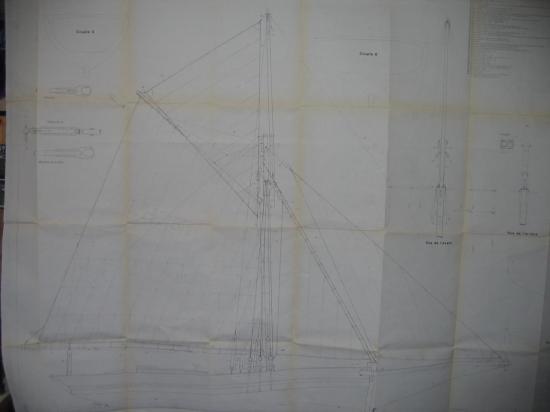 Plan de la voilure