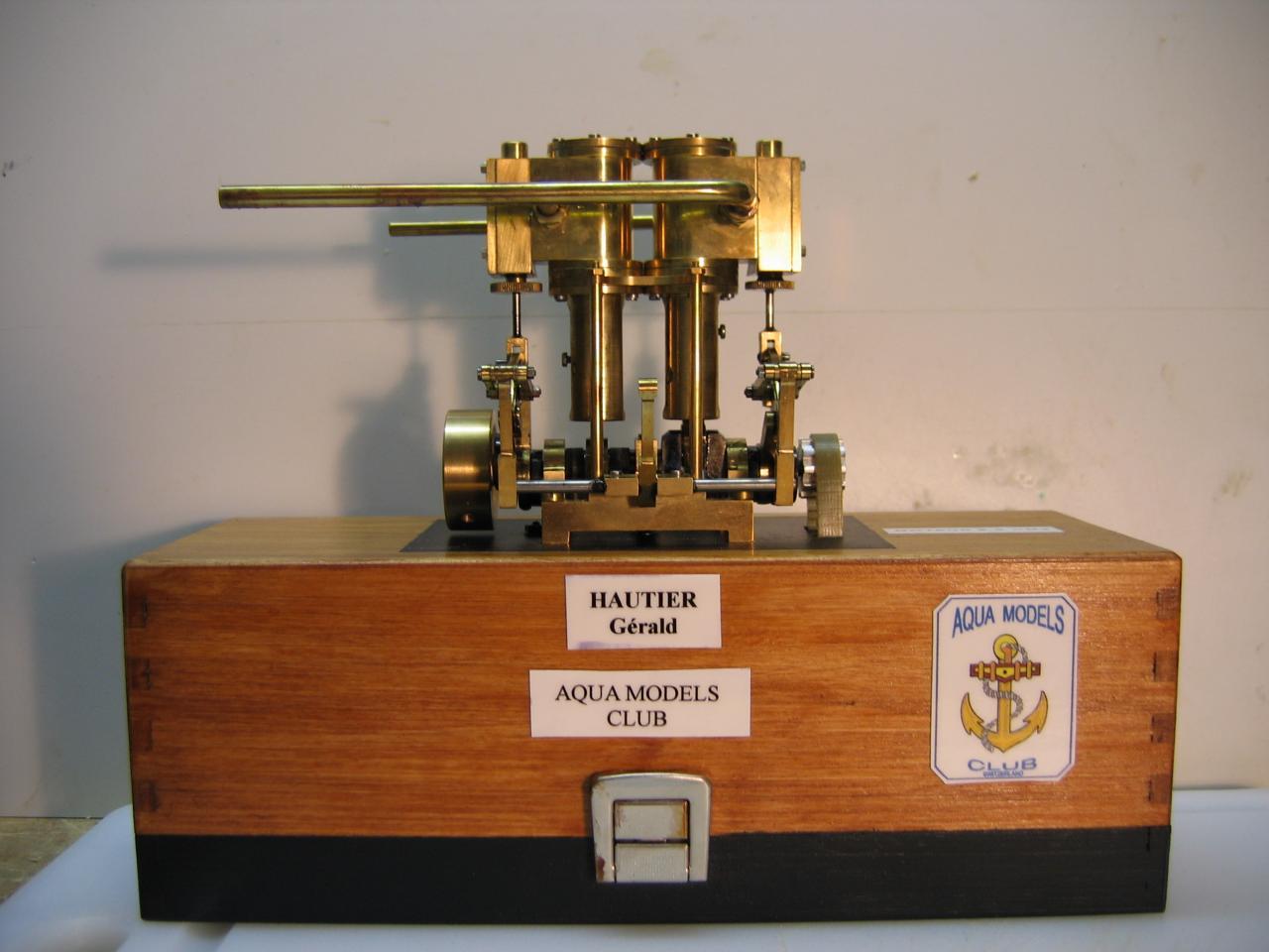 Moteur JMC 8.5 cm3