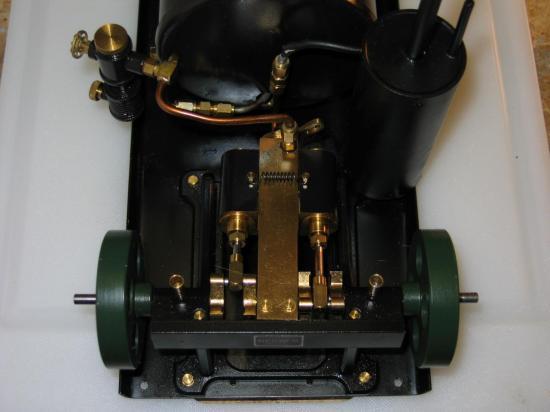 Groupe vapeur Regner