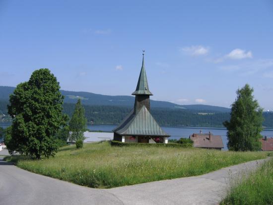 L'église des Bioux