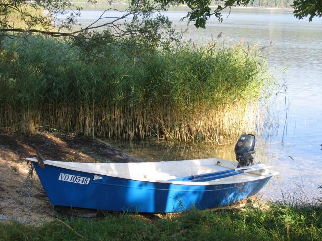 la barque à GéGé