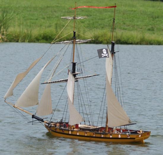 La maquette en navigation